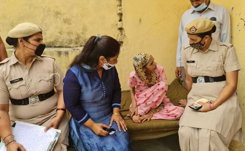 Another act of Inhumanity: How a woman was kept captive by his husband in Haryana?